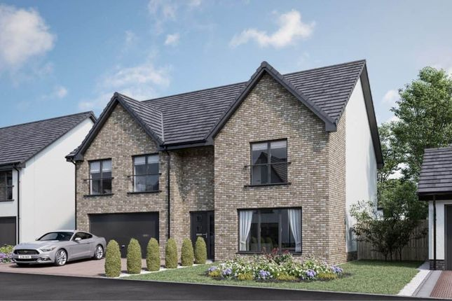 """5 bed detached house for sale in """"Mitchell"""" at Church Place, Winchburgh, Broxburn EH52"""