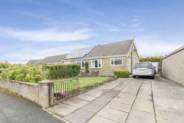 Thumbnail Semi-detached bungalow for sale in Hainsworth Moor Garth, Queensbury, Bradford