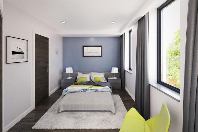 Master Bedroom of Thomas Winder Court, Sterling Way, Kirkdale, Liverpool L5