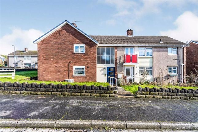 Thumbnail Flat for sale in Brondeg Crescent, Manselton, Swansea