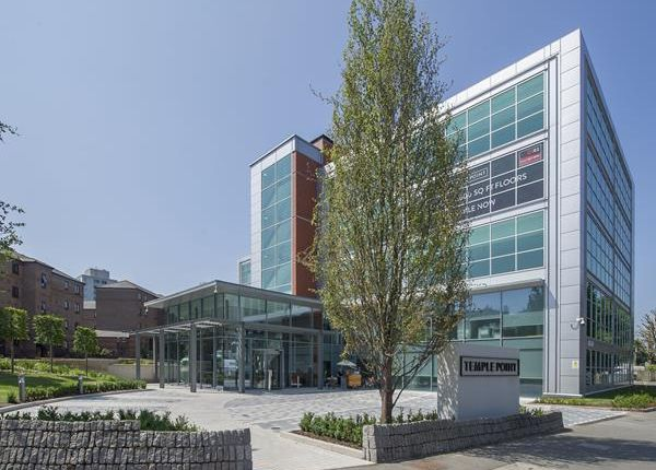 Thumbnail Office to let in Temple Point, Temple Quarter, Bristol