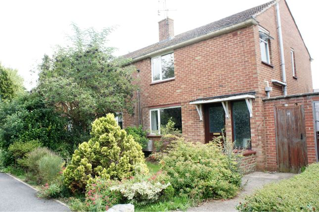 Thumbnail Semi-detached house for sale in Kennet Way, Chelmsford