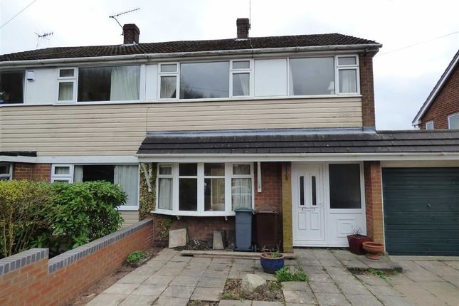 Thumbnail Semi-detached house to rent in Lydford Place, Longton, Stoke-On-Trent
