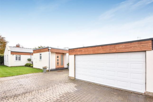 Thumbnail Detached bungalow for sale in Wychbury Close, Cheltenham, Gloucestershire