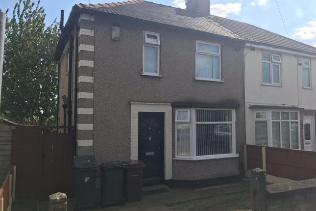 Thumbnail Property to rent in Burnie Avenue, Bootle