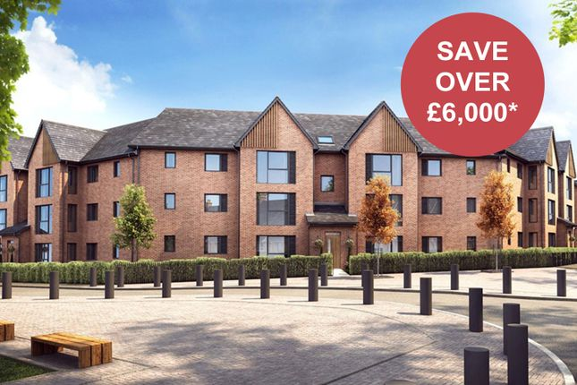 """Flat for sale in """"Enderby Special 1"""" at Beggars Lane, Leicester Forest East, Leicester"""