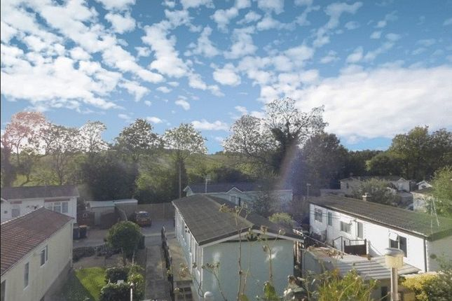 Thumbnail Mobile/park home for sale in Brookside Mobile Home Park, Bromham