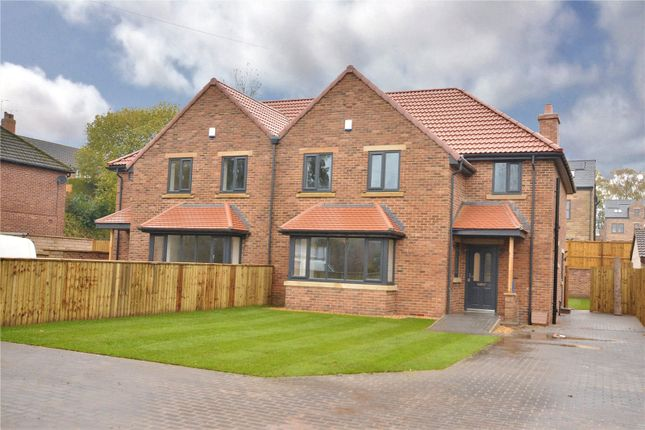 Thumbnail Semi-detached house for sale in Plot 10, Syke Lane, Scarcroft, Leeds, West Yorkshire