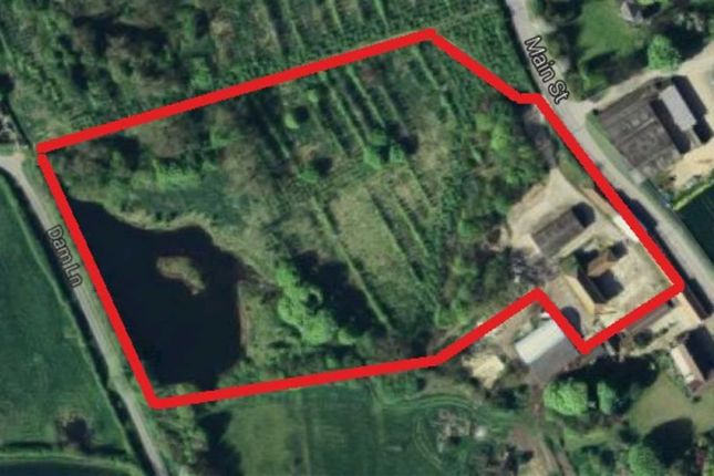 Thumbnail Land for sale in Main Street, Thornton Curtis, Ulceby