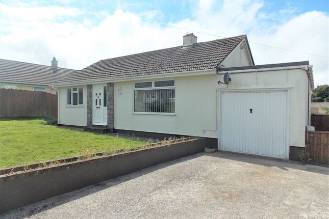 Thumbnail Detached bungalow for sale in Highland Park, Redruth
