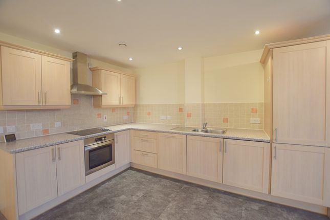 Thumbnail Flat to rent in Brunswick Court, Newcastle-Under-Lyme