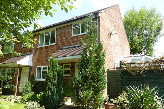 Thumbnail Semi-detached house for sale in Lea Close, Marlow