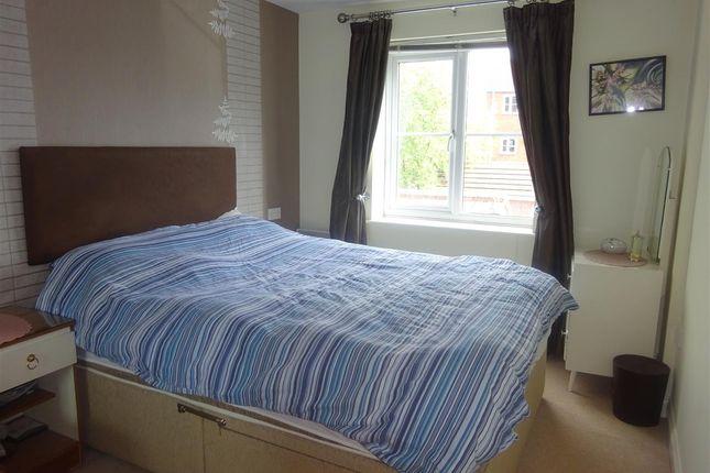 Bedroom of President House, Sovereign Park, York YO26