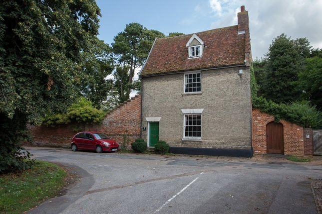 Thumbnail Detached house for sale in Booseys Walk, New Buckenham, Norwich