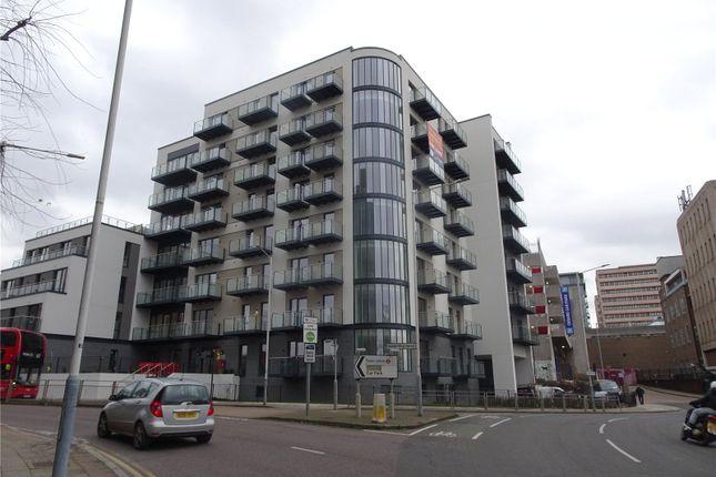 Thumbnail Studio to rent in Harefield Road, Uxbridge, Middlesex