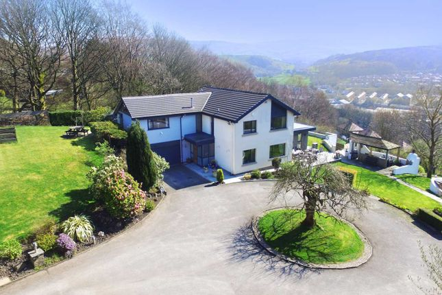 Thumbnail Detached house for sale in Stansfield Hall Road, Todmorden