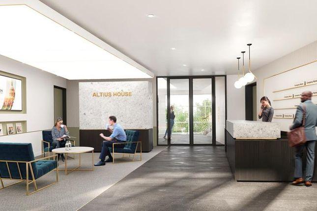 Thumbnail Office to let in Altius House, Ground Floor East, North Fourth Street, Central Milton Keynes, Milton Keynes, Buckinghamshire