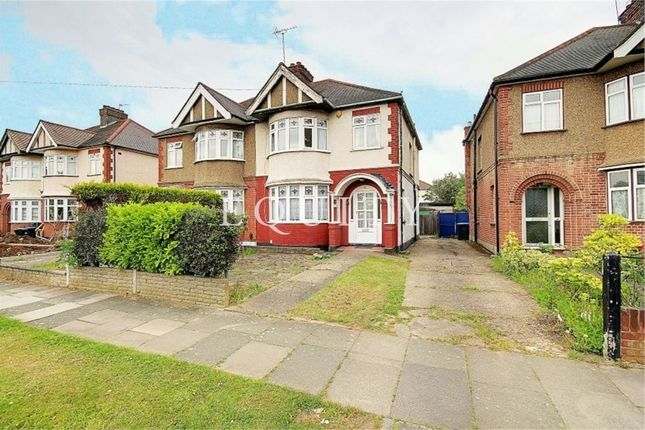 Thumbnail Semi-detached house for sale in Churchbury Lane, Enfield
