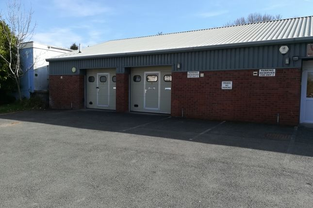 Thumbnail Property to rent in Station Enterprise Park, Station Road
