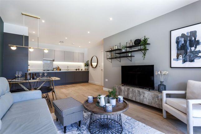 Thumbnail Flat for sale in Belmont Apartments, Kenton Lane, Kenton, Middlesex