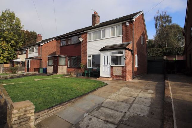 3 bed semi-detached house to rent in Sefton Drive, Bury BL9