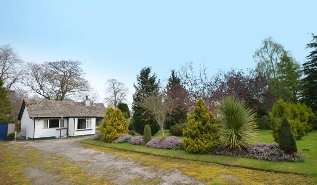 Thumbnail Bungalow for sale in 30 Beech Avenue, Nairn
