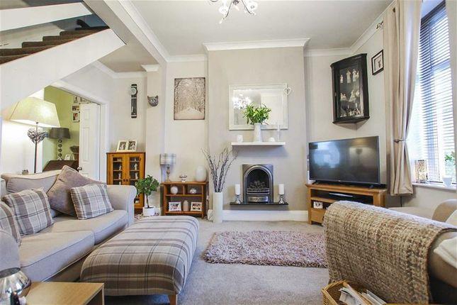 Thumbnail Terraced house for sale in Harwood Road, Rishton, Lancashire