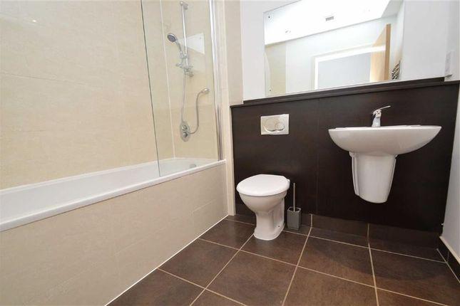 Bathroom of St. James Court West, Accrington BB5