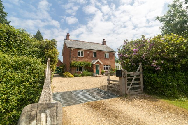 Thumbnail Detached house to rent in Cadnam Lane, Cadnam, Southampton