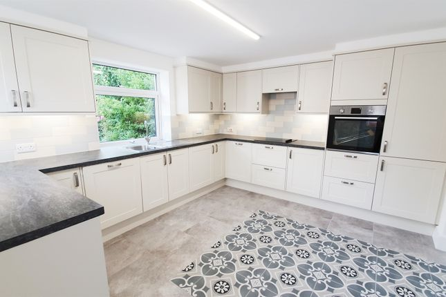 Thumbnail Detached bungalow for sale in Nursery Road, Blandford Forum