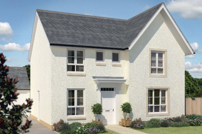 "Thumbnail Detached house for sale in ""Balmoral"" at Oldmeldrum Road, Inverurie"