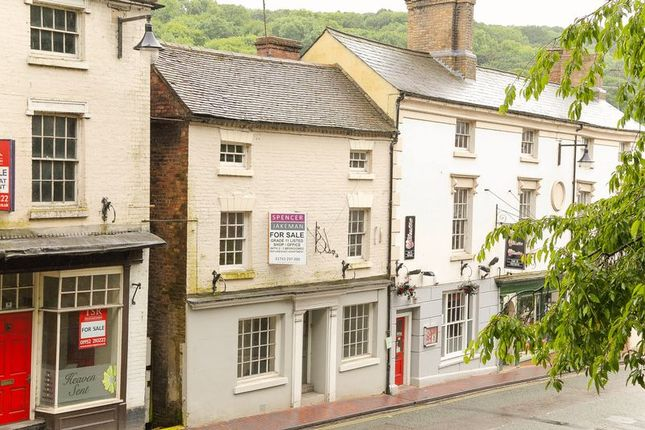Thumbnail Terraced house for sale in High Street, Ironbridge, Telford