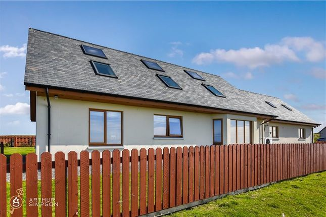 Thumbnail Detached house for sale in Burravoe, Yell, Shetland