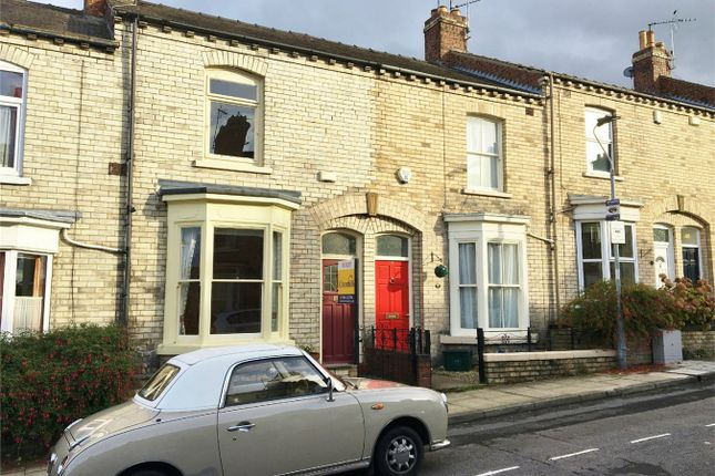 Thumbnail Town house to rent in Scott Street, Scarcroft Road, York
