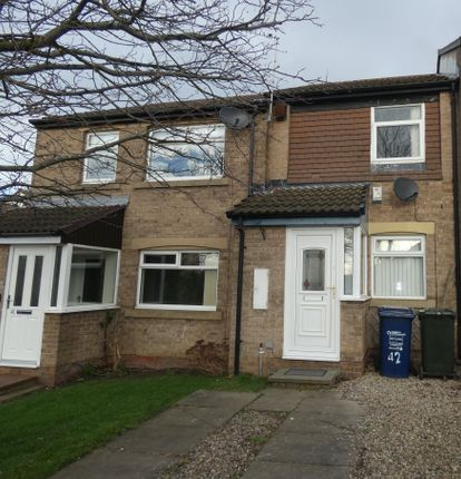 Terraced house to rent in Harbottle Court, Newcastle Upon Tyne, Tyne And Wear