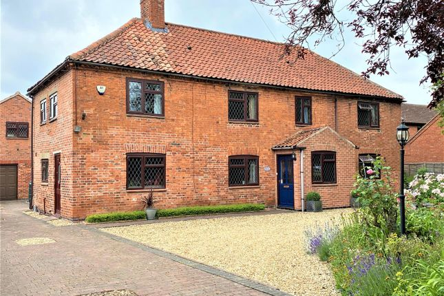 Thumbnail Detached house for sale in Main Street, Hougham, Grantham