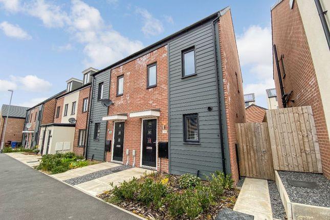 3 bed semi-detached house to rent in Martlet Grove, Buckshaw Village PR7