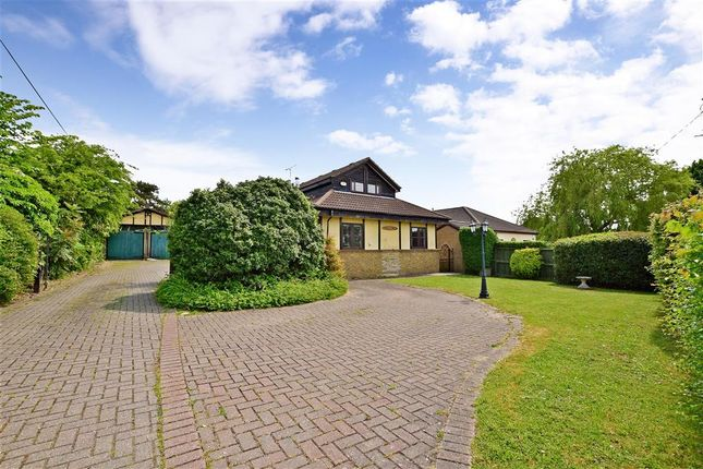 Thumbnail Bungalow for sale in Lower Dunton Road, Bulphan, Upminster, Essex