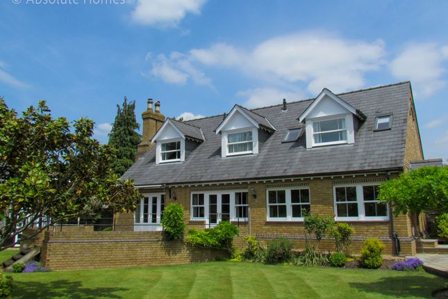 Thumbnail Detached house for sale in Bundys Way, Staines Upon Thames