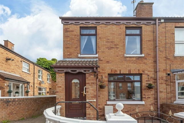 Thumbnail Terraced house for sale in Ardoyne Place, Belfast, County Antrim