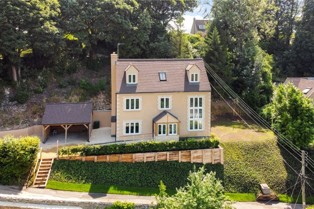 Thumbnail Detached house for sale in Eastcombe, Stroud, Gloucestershire