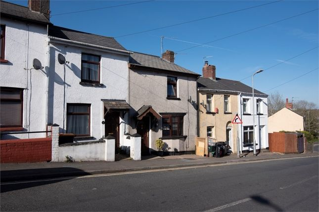 Thumbnail Terraced house for sale in Barrack Hill, Newport