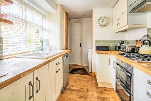 Thumbnail End terrace house for sale in Queens Road, Wivenhoe, Colchester