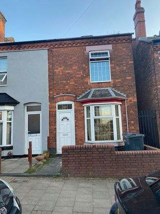 4 bed terraced house for sale in St Saviours Road, Birmingham B8