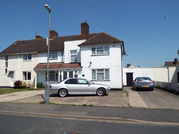 Thumbnail Semi-detached house for sale in Lime Grove, Bilston, Wolverhampton, West Midlands