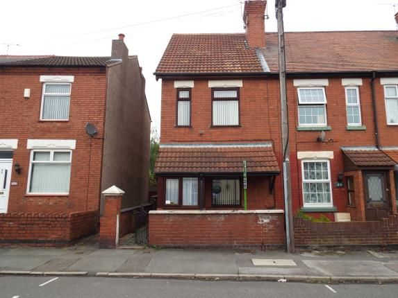 Front of Woodshires Road, Longford, Coventry, West Midlands CV6