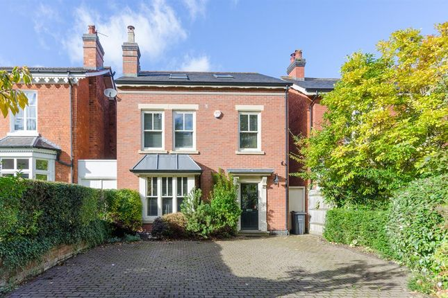 Thumbnail Detached house for sale in Greenfield Road, Harborne, Birmingham