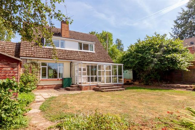 Thumbnail Bungalow for sale in Weston Under Penyard, Ross-On-Wye