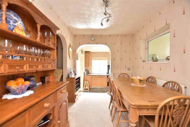 Dining Room of Oriel Gardens, Bath, Somerset BA1