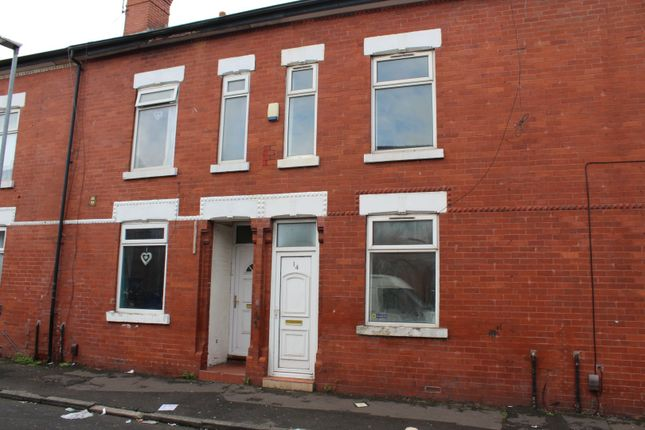 Thumbnail Terraced house to rent in Agnew Road, Manchester